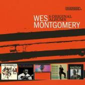 Montgomery, Wes - 5 Original Concord Albums (5CD)