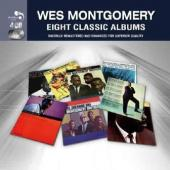 Montgomery, Wes - 8 Classic Albums (4CD) (cover)