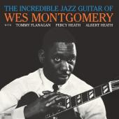 Montgomery, Wes - Incredible Jazz Guitar of (Red Vinyl) (LP)