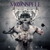 Moonspell - Extinct (CD+DVD) (cover)