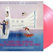 Morricone, Ennio - Il Giro Del Mondo Degli Innamorati Di Peynet (Solid Pink Vinyl) (LP)