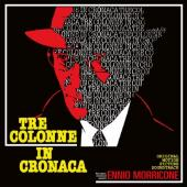 Morricone, Ennio - Tre Colonne In Cronaca (Solid Yellow & Black Vinyl) (LP)