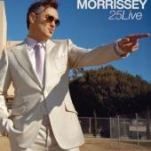 Morrissey - 25 Live (DVD) (cover)