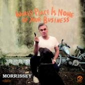 Morrissey - World Peace Is None Of.. (Limited) (cover)