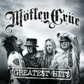Motley Crue - Greatest Hits (CD+DVD) (cover)