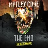 Motley Crue - The End (Live in Los Angeles) (DVD+2LP)