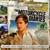 Motorcycle Diaries (OST by Gustavo Santaolalla) (LP)