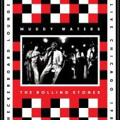 Waters, Muddy & Rolling Stones - Live At The Checkerboard Lounge, Chicago 1981 (CD+DVD) (cover)
