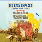 Mumford & Sons - Big Easy Express (DVD+BluRay) (cover)