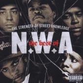 N W A - The Best Of Nwa The Strength (cover)