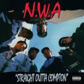 N.W.A. - Straight Outta Compton (LP)