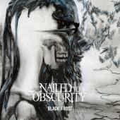 Nailed To Obscurity - Black Frost (White/Arctic Blue Splatter Vinyl) (LP)