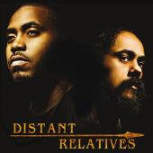 Nas / Damian Marley - Distant Relatives (cover)