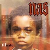 Nas - Illmatic (LP) (cover)