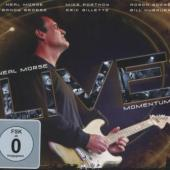 Neal Morse - Live Momentum (3CD+2DVD) (cover)