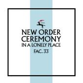 "New Order - Ceremony (Version 2) (7"")"
