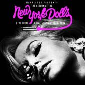 New York Dolls - Live From Royal Festival Hall,2004 (Coloured Vinyl) (2LP)