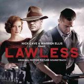Cave, Nick & Wwarren Ellis - Lawless (OST) (LP) (cover)