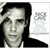 Cave, Nick & Bad Seeds - Live In Germany 1996 (LP) (cover)