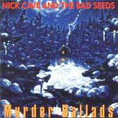 Cave, Nick & The Bad Seeds - Murder Ballads (CD+DVD) (cover)