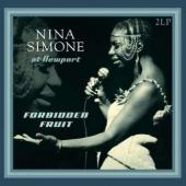 Simone, Nina - Forbidden Fruit: Live Newport 1960 + Live NYC 1961 (2LP) (cover)