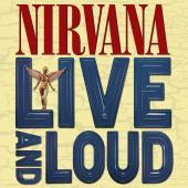 Nirvana - Live And Loud (2LP)