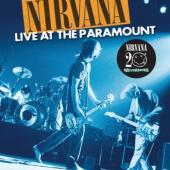 Nirvana - Live At The Paramount (BluRay) (cover)