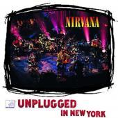 Nirvana - Mtv Unplugged In New York (LP)