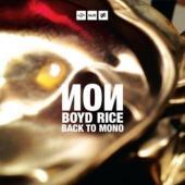 Non / Boyd Rice - Back To Mono (cover)