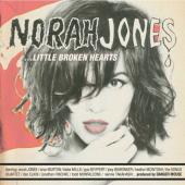 Jones, Norah - Little Broken Hearts (LP) (cover)