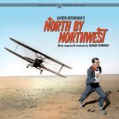 North By Northwest (OST by Bernard Herrmann) (LP)