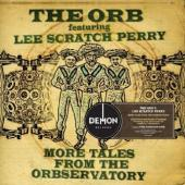 Orb & Lee Scratch Perry - More Tales From The Orbservatory (LP) (cover)