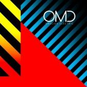 Orchestral Manoeuvres In The Dark (OMD) - English Electric (LP) (cover)