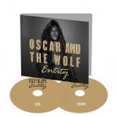 Oscar & The Wolf - Entity (Deluxe) (CD+DVD)