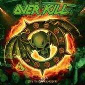 Overkill - Live In Overhausen (Blu-Ray+2CD)