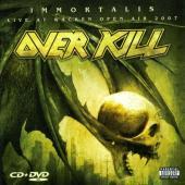 Overkill - Immortalis / Live At Wacken (cover)