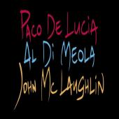 Paco De Lucia, Al Di Meola & John McLaughlin - Guitar Trio (LP)
