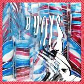 Panda Bear - Buoys (Red & White Marbled Vinyl) (LP+Download)