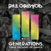 Paul Oakenfold - Generations Three Decades of Dance (3CD)