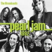 Pearl Jam - 1992 Broadcasts (LP) (cover)