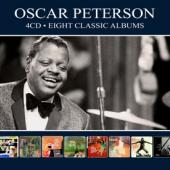 Peterson, Oscar - 8 Classic Albums (4CD)