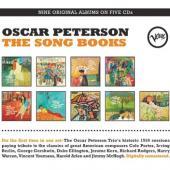 Peterson, Oscar - Song Books (5CD)