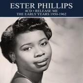 Phillips, Esther - Early Years 1950 To 1962 (4CD)