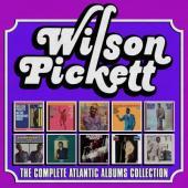 Pickett, Wilson - Complete Atlantic Albums (10CD)