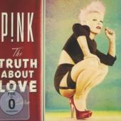 Pink - Truth About Love (CD+DVD) (cover)