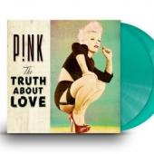 Pink - Truth About Love (Mint Green Vinyl) (2LP)