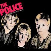 Police - Outlandos D'amour (LP) (cover)