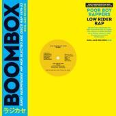 "Poor Boy Rappers - Low Rider Rap (12"")"