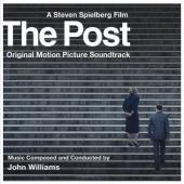 Post (OST by John Williams) (White Vinyl) (LP)