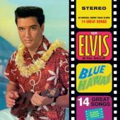 Presley, Elvis - Blue Hawaii (Transparent Blue Vinyl) (LP)